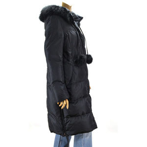 Via Spiga Jackets & Coats - Via Spiga Down Puffer Coat Parka size L